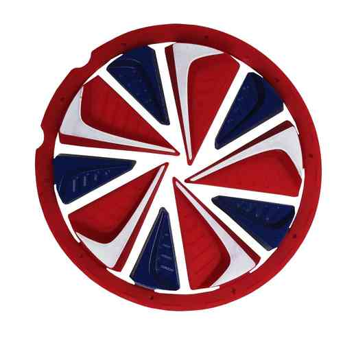 Exalt rotor fastfeed red white blue