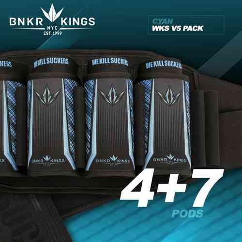 BunkerKings 4 + 7 harness V5 Cayan