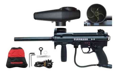 Tippmann A-5 selector switch E-grip